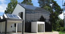 One Tonne Life huset - ett av världens snyggaste solenergihus