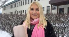Veckans stjärnbarnvakt - Alva från Täby