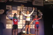 Bøe Jacobsen tok VM bronse på hjemmebane