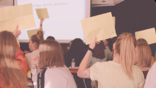 Sveriges elevråd - SVEA samlas i Mölnlycke för en bättre och mer demokratisk skola