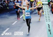 ASICS PACE YOUR RACE hjälper dig att nå ditt mål på Stockholm marathon