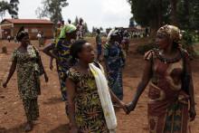 Manifestation till stöd för Kongos folk, söndag 16/12, kl.16-18 i Norrmalmskyrkan, Stockholm