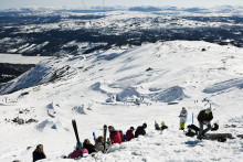 SkiStar Åre: Skiing and big events in Åre until 1 May