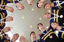 Landslaget i truppgymnastik uttaget – nu börjar jakten på  EM-guldet