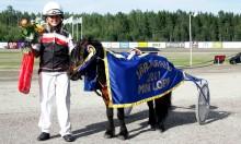 Nationell satsning och regionala krafter: Barn och unga får möta hästar i Hudiksvall