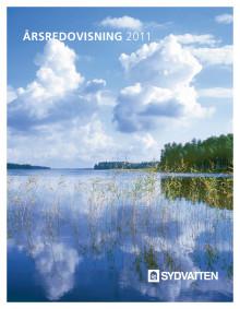 Sydvatten årsredovisning 2011
