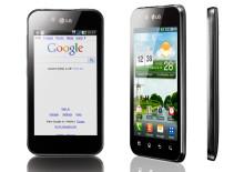 LG presenterar Optimus Black – ny smartphone med världens mest ljusstarka skärm