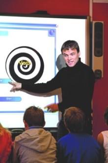 Seminarie om det interaktiva klassrummet med SMART Board