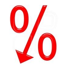 Vid förra sänkningen (fram till idag) sänktes bolåneräntan, i genomsnitt, med mellan 0,16 och 0,31 procentenheter beroende på bindningstid.