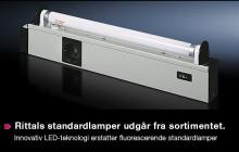 Standardlamper udgået fra sortimentet