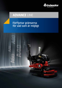 Advance Line produktbroschyr