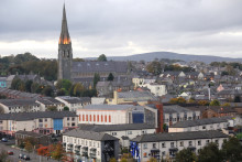 £380,000 public realm investment announced by Givan for Londonderry