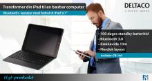 Transformer din iPad til en bærbar computer