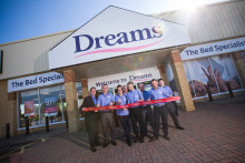 Dreams comes to the North East with new store in Stockton-on-Tees
