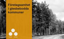 Ny rapport om företagsamhet i glesbebodda kommuner