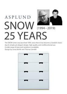 SNOW celebrates 25 years!