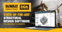 DEWALT® Announces New Structural Design Software: DEWALT Design Assist