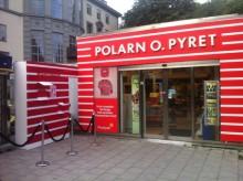 Polarn O. Pyrets presentkort på Pressbyrån