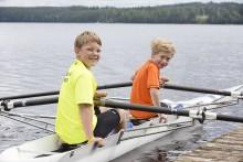 Ny båt till ungdomsverksamheten i Brudpiga Roddklubb