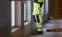 Ny High-Vis Stretch arbeidsbukse fra Snickers Workwear