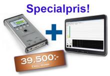 """Profibus Tester 5 + 10"""" läsplatta + Oscilloskop option"""