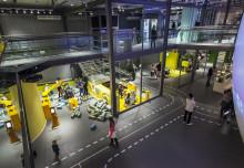Tekniska museet tar hem Stockholms tillgänglighetspris