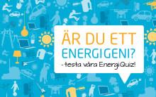 Är du ett energigeni?