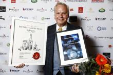 Per Bengtsson utsedd till Årets Bästa Bord-profil vid Restauranggalan