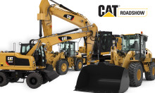 "​Pon Equipment bjuder in till ""CAT Roadshow 2017"""