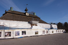 Ansiktslyftning för Skogaholms gård på Skansen