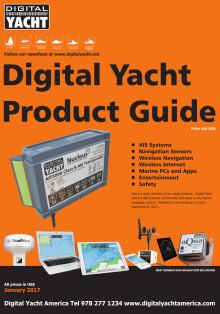 New Digital Yacht US$ Short-Form Product Catalogue