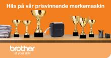 Brother mottar Good Design Awards i kategorierne print, skann og etikettutskrift