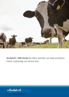 Uppstickaren Anolytech ger djuren rent dricksvatten