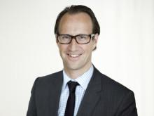 Fredrik Sauter ny vd för American Express