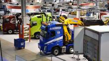De fem største på plass på Transport & Logistikk 2019