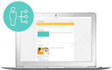 Bygg egna planeringar och teman i Gleerups digitala läromedel