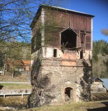 Pressinbjudan: renovering ska rädda masugnen i Ulfshyttan