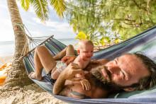 Med den nyfødte på barselseventyr. De fem bedste rejsemål at holde barselsorlov