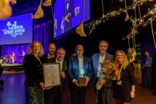 Skandia Fastigheters Väla prisas för hållbarhetsarbetet på NCSC Awards