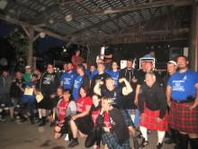18. Highland Games in Prießnitz: Kinderhospiz Bärenherz wird zum 4. Mal mit einer Spende bedacht