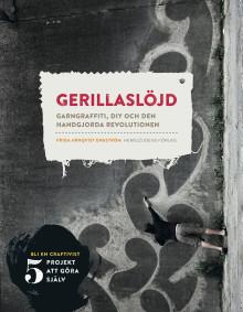 Gerillaslöjd, garngraffiti, DIY och den handgjorda revolutionen – ny bok av bloggaren Kurbits.nu