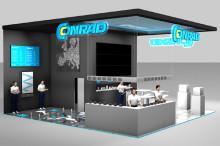 Conrad kom med innovation och expertis till Embedded World
