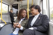 Ny webbplats gör resan enklare för Länstrafikens resenärer