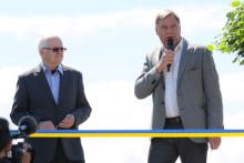 Två nya vindkraftverk invigda - Vinda & Vindar!
