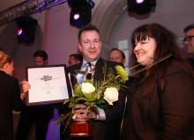 """Swecon utsett till """"Årets Marknadsförare 2012"""" i Eskilstuna"""