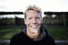 Bluewaters simstjärna siktar nu in sig på Stockholm Swim Open, en tävling som ska hjälpa Adam Paulson att kvalificera till Europamästerskapen