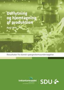 Danske virksomheders udflytning og hjemtagning af produktion