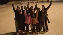 Skidlyftet delar ut över 1 miljon till skidföreningar i Sverige