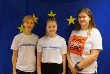 Gymnasieelever från Uddevalla kan påverka EU:s klimatpolitik
