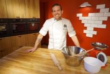 Gabriel Di Grado, Årets Bagare 2015, blir Brödfabrikens nya ambassadör på Lovik